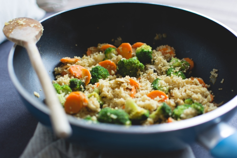Cauliflowerrice_dinner